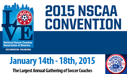 2015 NSCAA Convention Comes Back To Philadelphia
