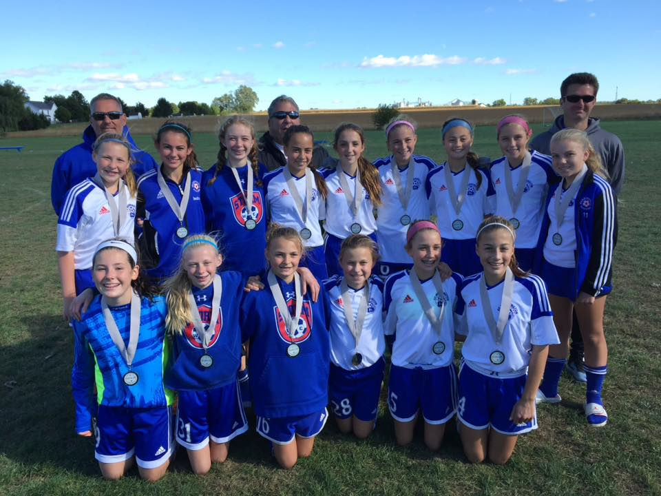 WARRINGTON FC STORM win in Hagerstown, MD